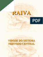 Virologia - Seminário - Raiva