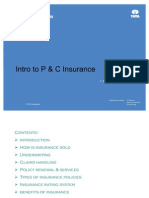 Intro to Property & Casualty Insurance - New