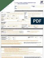 Mweb Adsl Dstv Pvr Contract Form Jan 07