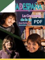 Carta de España Marzo 2011