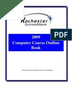Computer Course Descriptions 2009