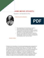 ELEODORO BENEL ZULOETA