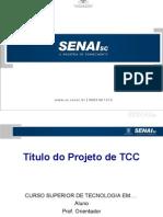 Modelo_PréProjeto - TCC GRADUACAO