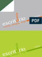 Portfolio Escritorio 2011