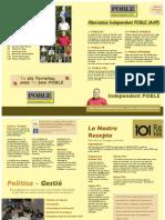 Programa Electoral 2011 CA-ES