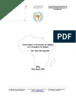 La corruption en Afrique - Sahr John Kpundeh