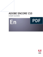 Adobe Encore CS3