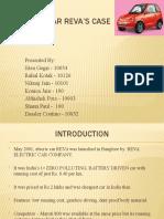 Reva's Case Study 2003 Final