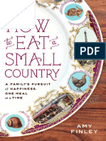 How to Eat a Small Country by Amy Finley - Excerpt