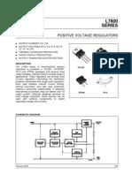 L7800 Datasheet