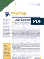 Les armes légères en Afrique francophone - Rafal