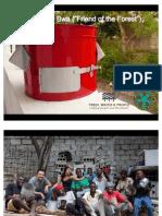 Zanmi Pye Bwa Cookstove Project-Haiti