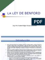 Ley de Benford Auditoria 2010ii