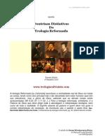 Doutrinas Distintivas da Fé Reformadas - 3 edição