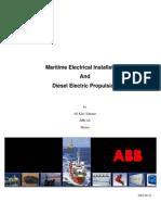 [ABB] Maritime EL Installations de Propulsion