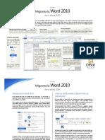 Ajutor Word 2010