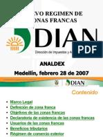 Zona Franca DIAN