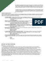 MeMUNC 2010 Rules and Proceedures