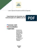 Capacitação em LIBRAS 2002