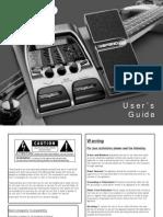 BP200 Manual