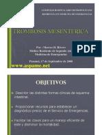 trombomesenterica