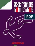 Juan Francesc Lino - Extranos Homocidios