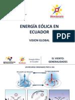 6_Energia Eolica Vision General Ecuador