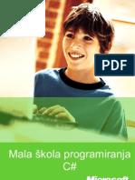 Mala Skola Programiranja Csharp