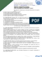 46 Exercicio de Constitucional - CPI - Parte II