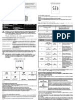 Gopro Hd Hero User Manual Instructions French v02