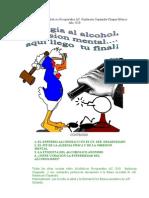Alcoholicos dos y Liberados Ac. FIN a LA OBSESION MENTAL