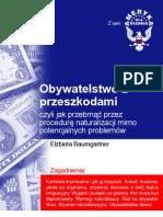 Obywatelstwo z przeszkodami (USA) - ebook (czyli jak przebrnąć przez procedurę naturalizacji mimo potencjalnych problemów)