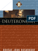 Deuteronomy, Volume V of Commentaries on the Pentateuch