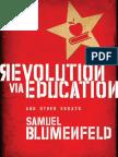 Revolution via Education