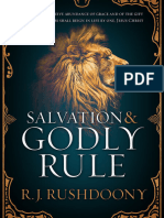 Salvation and Godly Rule
