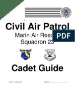 Cadet Basic Training Guide (2003)