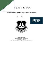 Cadet Squadron Guidelines (2008)