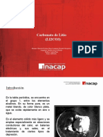 Carbonato de Litio