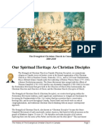 HISTORY of the Evangelical Christian Church in Canada