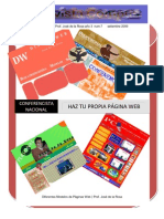 Revista Compus 7_DISEÑE SU PROPIA Página web-Jose de la Rosa vidal-capacitacion  empresarial de alto impacto