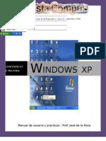 Revista Compus 10_windows Xp-jose de la Rosa vidal, capacitacion empresarial de alto impacto en peru y latinoamerica