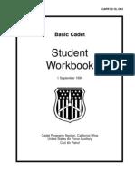 Cadet Basic Training Guide (1999)
