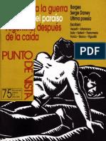 Revista Punto de Vista N 75