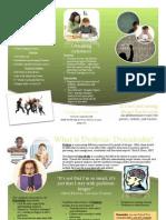 Dyslexia Brochure