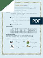 Unit i. 1 Worksheet Futures