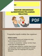 Kursus Induksi - Struktur Organisasi KPM [TOT]