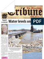Front Page - May 6, 2011