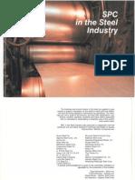 SPC in the Steel Industry