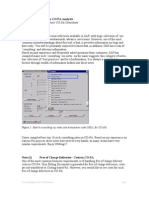 10 Consulting Notes ForCO-PA Analysts