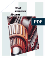 Lubricant Reference Manual
